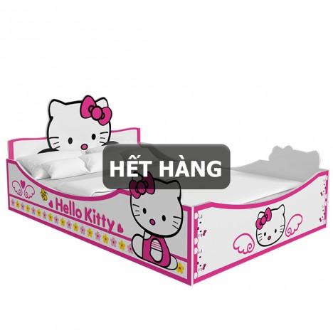 Giường Đơn Trẻ Em Hello Kitty