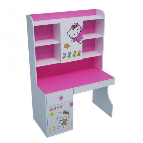 Bàn Học Trẻ Em Hello Kitty