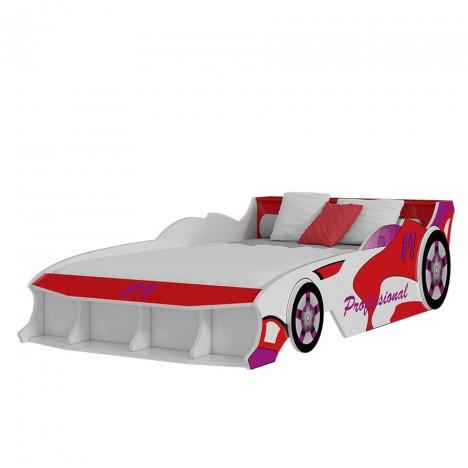Giường Đơn Trẻ Em Ôtô F1