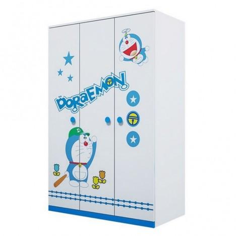 Tủ Quần Áo Trẻ Em Doremon (1m2)