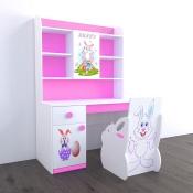 Bàn Học Trẻ Em Bunny (1m2)