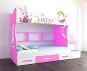 Giường tầng trẻ em Bunny