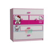 Tủ Cabinet Hello Kitty 80x50x80