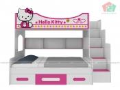 Giường Trẻ em Hello Kitty