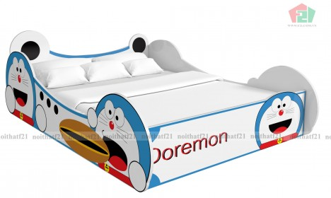 Giường Đơn Trẻ Em Doremon