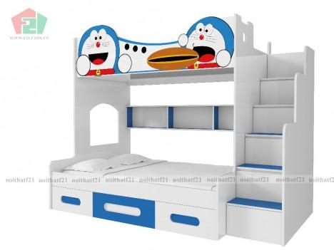 Giường Tầng Trẻ Em Doremon