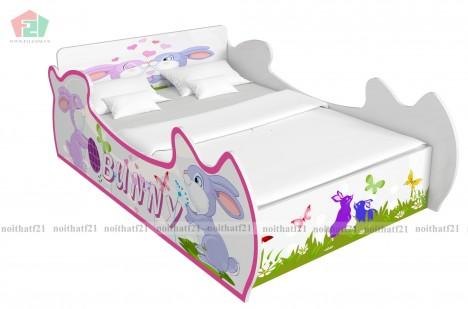 Giường Đơn Trẻ Em Bunny