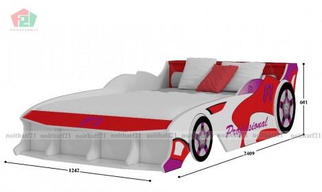 Giường Đơn Trẻ em Ô tô F1