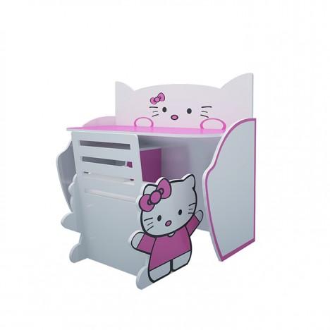 Bàn học lùn Hello Kitty
