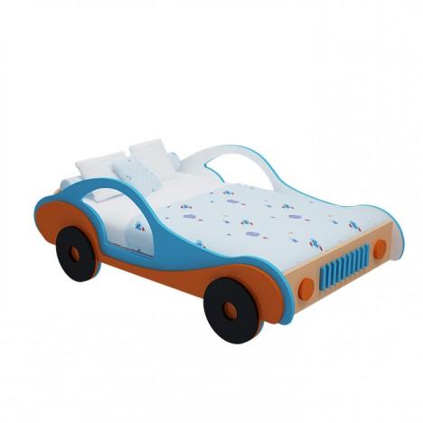 Giường Trẻ Em Ôtô GD09