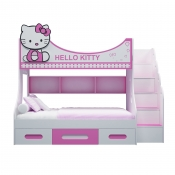 Giường Tầng Hello Kitty