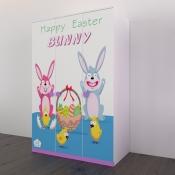 Tủ áo trẻ em Bunny