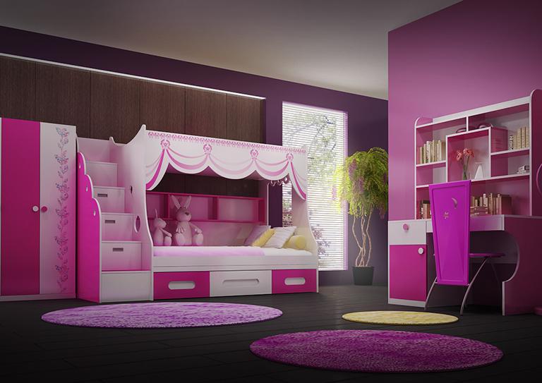 bộ phòng ngủ công chúa