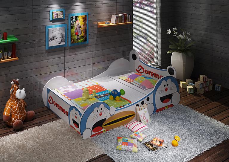 bộ phòng ngủ doraemon